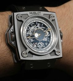 Hublot Antikythera SunMoon MP-08 Watch Hands-On