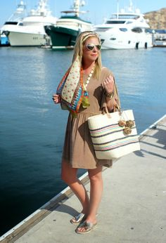 Vacation Sailboat Outfit Idea | Because Shanna Said So