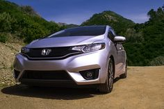 Sunshine, rolling green hills and a Honda Fit: the perfect combination