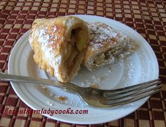 Fried Apple Pies - My mom made fried apple pies all the time and this is the closest recipe I have found to hers.