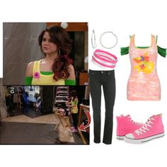 Mikayla Inspired [Selena Gomez](set39), created by jc10 on Polyvore