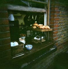 Croissants, my favorites for a sunday breakfast. By Brian Ferry