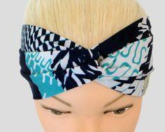 Retromuster Turban Haarband von Maiblume - fiore di maggio auf DaWanda.com Twist Headband, Turban, Fashion, May Flowers, Amazing, Moda, Fashion Styles, Turbans, Fashion Illustrations