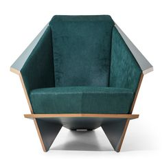The Best of Milan Design Week Part II — Salone del Mobile - Sight Unseen Origami Chair, Origami Furniture, Bed Design, Chair Design, Furniture Design, Mandarin Oriental, Outdoor Lounge Chair Cushions, Milan Design, Design Trends