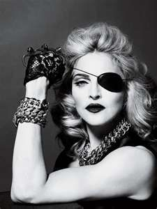 madonna chrome hearts