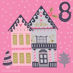 .·:*¨*:·. Whimsy Advent .·:*¨*:·. December 8th :)