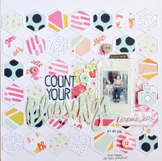 creating us: Count Your Blessings