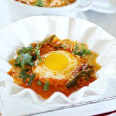 #Huevos Rabo de Mestiza #eggs #Mexican-style eggs