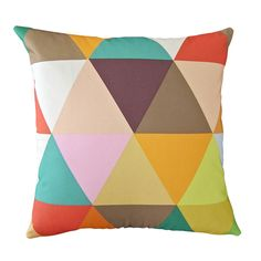 DAN300 Group - Burst Cushion - Kaleidoscope