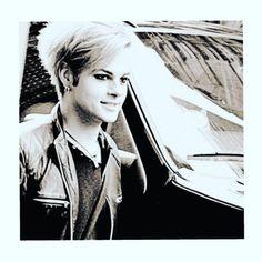 ※ ※ ※ @tommyjoescissorhands #tommyjoeratliff #thomasjosephratliff #tjr #tjrfanarmy #tommyjoescissorhands #prettykitty #glitterbaby #gutiarist #guitarplayer #tommy #joe #ratliff #sexy #babe #daddy #bemine #bassplayer #myhero