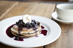 Best brunch restaurants in Los Angeles for pancakes