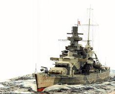 Scharnhorst  by Kostas Katseas
