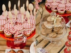 Joaquin's Little Rascals Themed Party – Sweet Treats