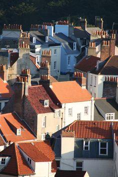 St Peter Port, Guernsey. Channel Islands.