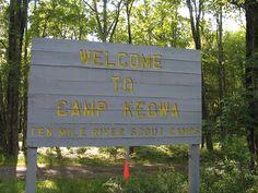 Ten Mile River - Camp Keowa
