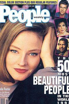 As mais belas celebridades eleitas pela People em 26 anos