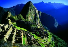 Latin America :: Peru_Machu_Picchu_at_sunrise Oh The Places You'll Go, Places To Travel, Places To Visit, Machu Picchu, Dream Vacations, Vacation Spots, Peru Travel, Travel Log, Summer Travel