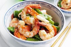 Celebrate Chinese New Year with classic honey prawns that you can make at home.