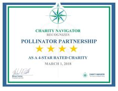 The Pollinator Partnership is a non-profit 501(c)3 organization and the largest in the world dedicated exclusively to the protection and promotion of pollinators ...