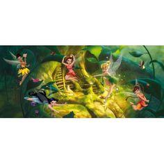 Csingiling gyerek poszter (202 cm x 90 cm) Tinkerbell, Painting, Fictional Characters, Art, Fairy Dust, Fee Clochette, Wall Art, Wallpaper, Daughter