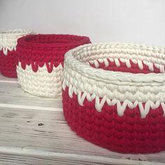 С приходом весны открывается сезон корзин и сумочек #yatim78_hand_made#handmade#ручнаяработа#ручнаяработаназаказ#корзина#вязанаякорзинка