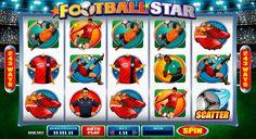 Umsonst und ohne Anmeldung spiele Football Stars Spiel Automat von Microgaming! Nutze die Zeit und habe Spass!