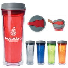 The Executive Advertising - Promotional Products Trade Show Giveaways, Personalized Teacher Gifts, Plastic Tumblers, Small Business Marketing, Logo Nasa, Brand You, Drinkware, Promotion, Water Bottle