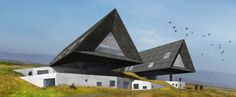 KWK Promes Designs Hotel in Pieniny Mountains