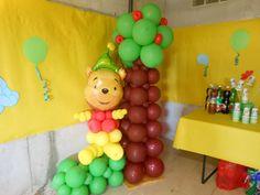 Compleanno a Tema Winnie