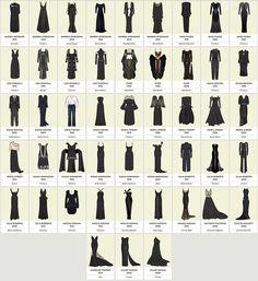 Iconic Black Oscars Gowns | POPSUGAR Fashion