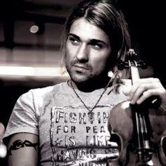 David Garrett...the Johnny Depp of violin playing.