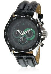 Nd3072Sl05-Dc386 Black/Black Chronograph