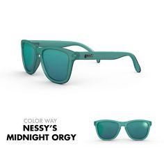 goodr OG Running Sunglasses in TEAL| No Slip, No Bounce, All Polarized Sunglasses