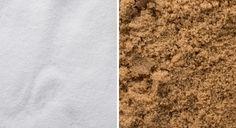 Brown Sugar Vs. White Sugar