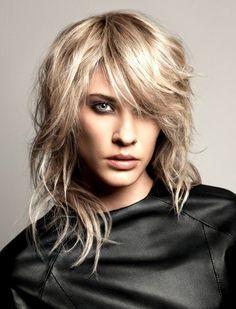shaggy gypsy hairstyle