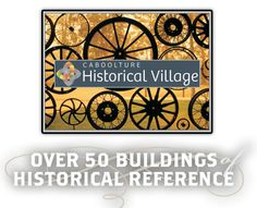 The Caboolture Historical Village is listed as one of the top tourist destinations in the region. Fun Outdoor Activities, Fun Days Out, Brisbane, Places To Go, Wedding Venues, Buildings, Destinations, Sketch, Australia