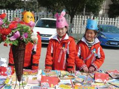 A Literacy Lesson from China: What an Exuberant Culture of Reading Can Teach Us, School Library Journal 1/13/14