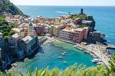 Messenger Travel - Five Fantastic Alternatives to Cinque Terre