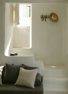 Minimal Greek design in a House in Tinos Island