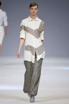 Yuliya Polishchuk Ukraine Fall 2016 Fashion Show