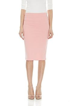 Special Offer: $24.99 amazon.com Esteez Pencil Skirt for Women Knee Length Opaque and Modest The Esteez 'Chicago' pencil skirt is made of a double layered opaque fabric; a perfect blend of Cotton and Spandex for that extra soft, comfy feel. Not the type of skirt to wear as a...