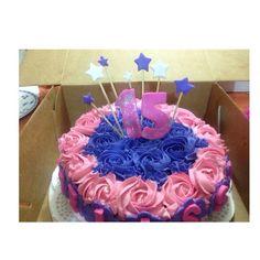 Fifteen cake!