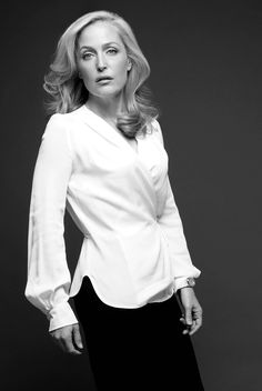 """The basic human form is Female. Maleness is a sort of…birth defect""- Stella Gibson, The Fall."