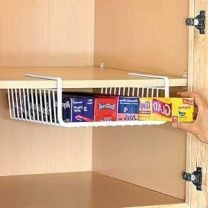 The Best Cheap and Easy RV Camper Organization and Storage for Travel Trailers No 64