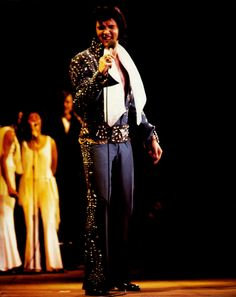 Elvis - A SRO crowd attended this show which was also filmed by MGM. Live in Greensboro, NC April 14, 1972