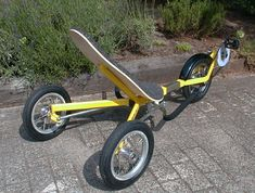 Thinking of Buying a Motorcycle Trike Bicycle, Tricycle Bike, Recumbent Bicycle, Trike Motorcycle, Motorized Bicycle, Cargo Bike, Bicycle Art, Bicycle Design, Traction Avant