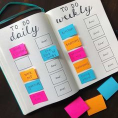 41 Super Clever Spring Cleaning Bullet Journal Spreads | My Inner Creative