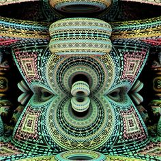 (IT LOOKS COOL WHEN HIGH) psychedelic space