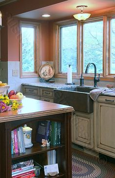 Build Your Own Distressed Kitchen Cabinets Custom Made Details Extraordinary Custom Design Kitchen Inspiration