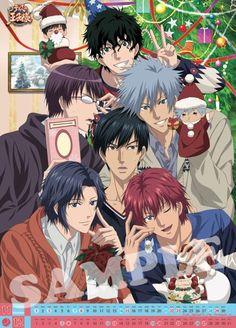 Rikkaidai ~ Prince of Tennis Christmas